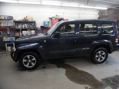 2008 Jeep Liberty for sale in East Barre, VT