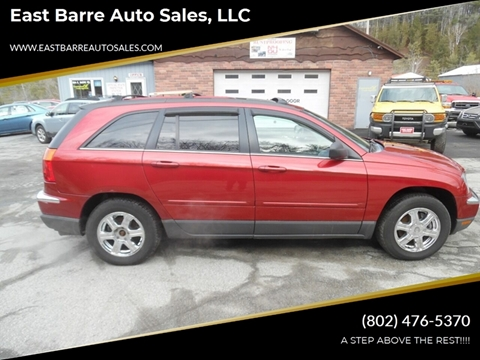 2005 Chrysler Pacifica Touring >> 2005 Chrysler Pacifica For Sale In East Barre Vt