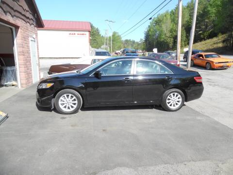 2011 Toyota Camry for sale at East Barre Auto Sales, LLC in East Barre VT