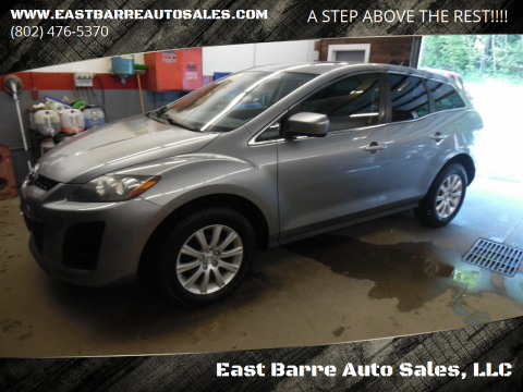 2010 Mazda CX-7 for sale at East Barre Auto Sales, LLC in East Barre VT