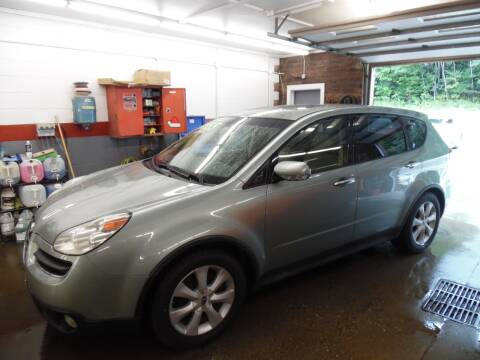 2007 Subaru B9 Tribeca for sale at East Barre Auto Sales, LLC in East Barre VT