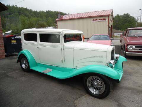 1931 Chevrolet Street Rod for sale at East Barre Auto Sales, LLC in East Barre VT