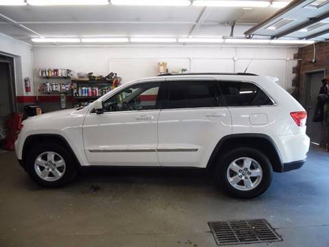 2011 Jeep Grand Cherokee for sale in East Barre, VT