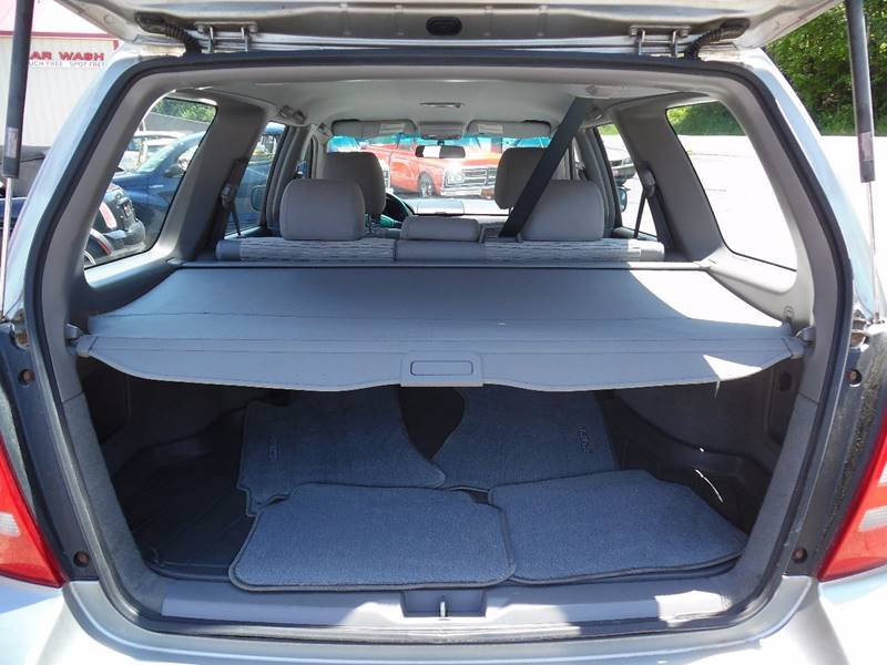 2005 Subaru Forester AWD XS 4dr Wagon - East Barre VT