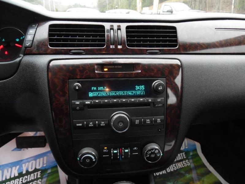 2013 Chevrolet Impala LT Fleet 4dr Sedan - East Barre VT