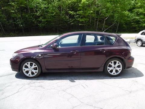 2007 Mazda MAZDA3 for sale in East Barre, VT