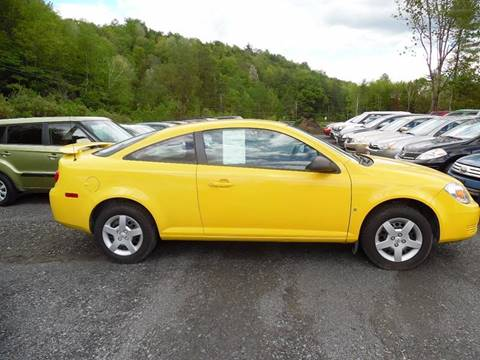 2008 Chevrolet Cobalt for sale in East Barre, VT