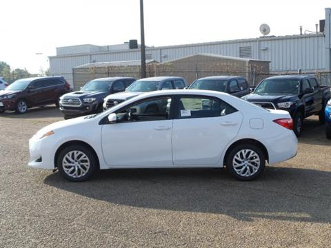 2018 Toyota Corolla for sale in Jackson, MS