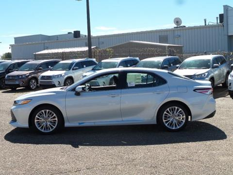 2018 Toyota Camry for sale in Jackson, MS