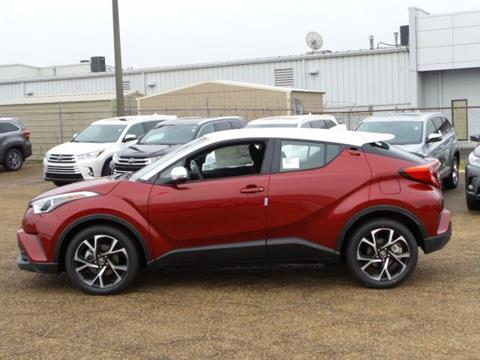 2018 Toyota C HR For Sale In Jackson, MS