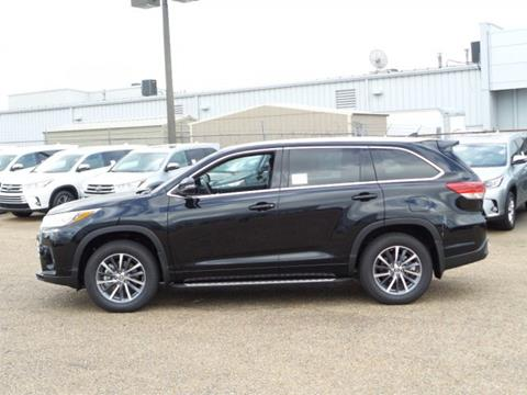 Toyota Highlander For Sale In Jackson Ms Carsforsale Com