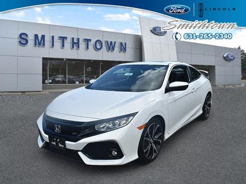 2018 Honda Civic for sale in Saint James, NY
