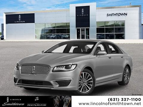 2019 Lincoln MKZ Hybrid for sale in Saint James, NY