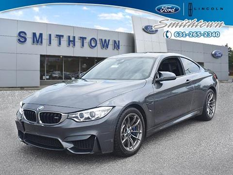 2016 BMW M4 for sale in Saint James, NY
