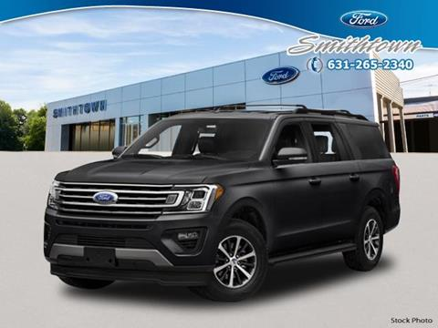 2019 Ford Expedition MAX for sale in Saint James, NY