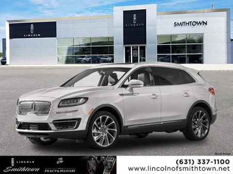 2019 Lincoln Nautilus for sale in Saint James, NY