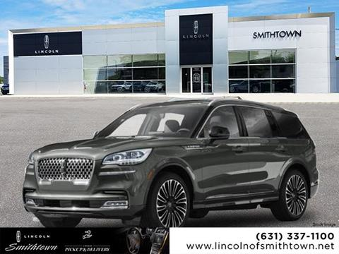 2020 Lincoln Aviator for sale in Saint James, NY