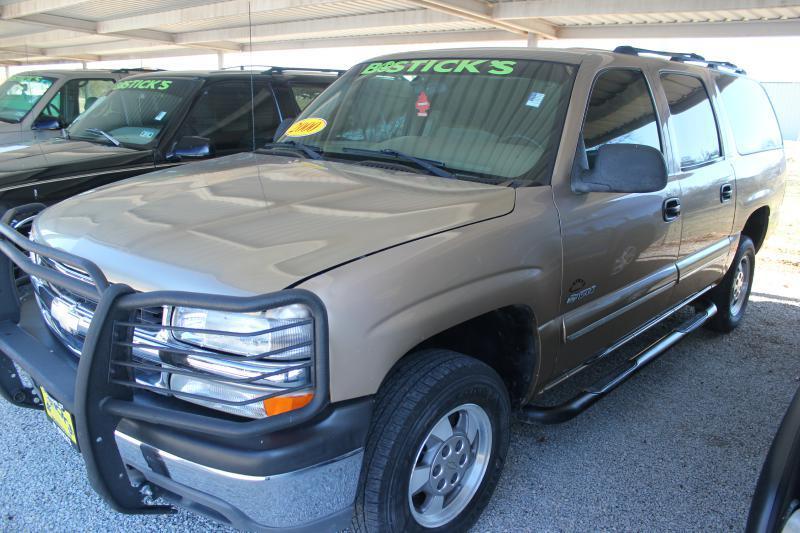 2000 Chevrolet Suburban 1500 Ls 4dr Suv In Brownwood Tx Bosticks