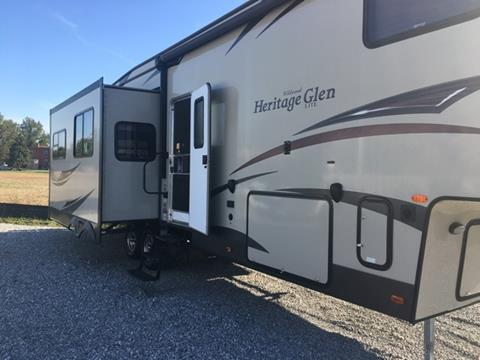 2014 Wildwood HERITAGE GLENN for sale in Carey, OH