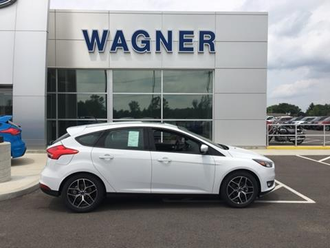 2017 Ford Focus for sale in Carey, OH