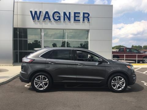 2017 Ford Edge for sale in Carey, OH