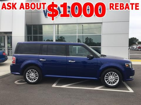 2015 Ford Flex for sale in Carey, OH