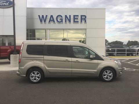 2014 Ford Transit Connect Wagon for sale in Carey, OH
