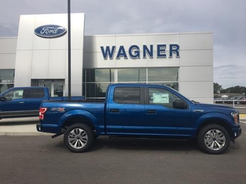 2018 Ford F-150 for sale in Carey, OH