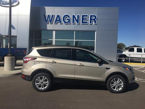 2018 Ford Escape for sale in Carey, OH
