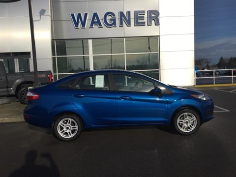 Ford fiesta for sale in ohio for Loudon ford motors minerva