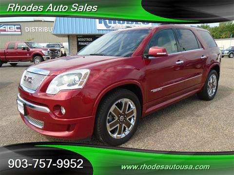 Rhodes Auto Sales >> Used Cars Pickup Trucks Specials Longview Tx 75604 Rhodes Auto Sales
