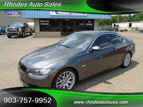 Rhodes Auto Sales >> 2007 Bmw 3 Series For Sale In Longview Tx