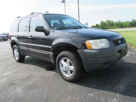 2004 Ford Escape for sale in Port Clinton OH