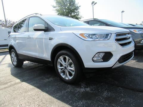 2017 Ford Escape for sale in Port Clinton OH