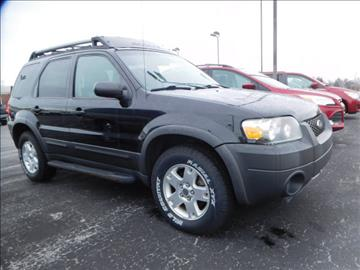 2005 Ford Escape for sale in Port Clinton, OH