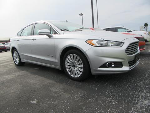 2014 Ford Fusion Hybrid for sale in Port Clinton, OH