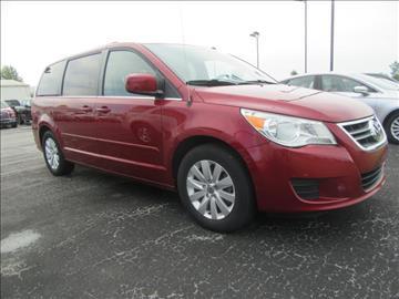 2012 Volkswagen Routan for sale in Port Clinton, OH