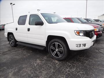 2014 Honda Ridgeline for sale in Port Clinton, OH