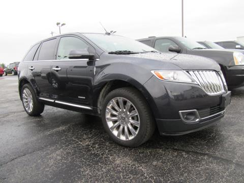 2014 Lincoln MKX for sale in Port Clinton, OH