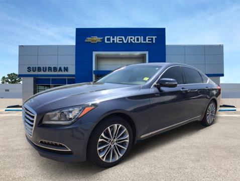 2016 Hyundai Genesis for sale in Claremore, OK
