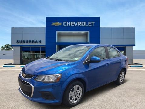 2017 Chevrolet Sonic for sale in Claremore, OK