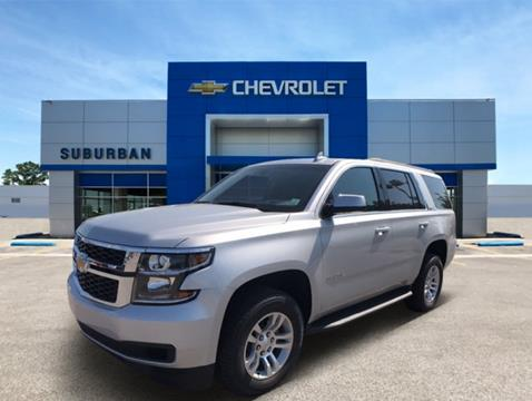 2017 Chevrolet Tahoe for sale in Claremore, OK