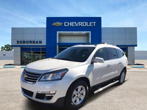 2014 Chevrolet Traverse for sale in Claremore, OK