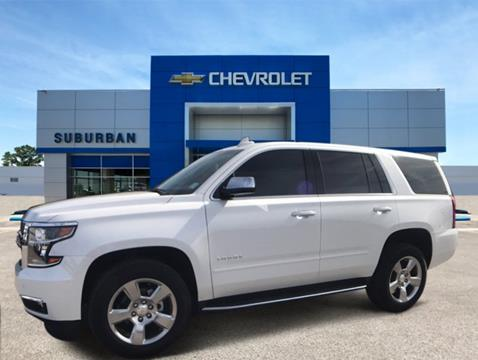 2018 Chevrolet Tahoe for sale in Claremore, OK
