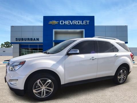 2017 Chevrolet Equinox for sale in Claremore, OK