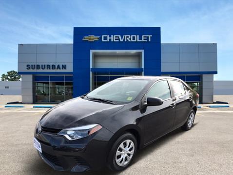 2015 Toyota Corolla for sale in Claremore, OK