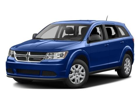 2016 Dodge Journey For Sale At Suburban Chevrolet In Claremore OK