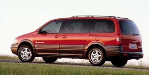 1999 Pontiac Montana for sale in Claremore, OK