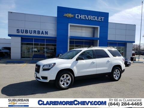 2016 GMC Acadia for sale in Claremore, OK
