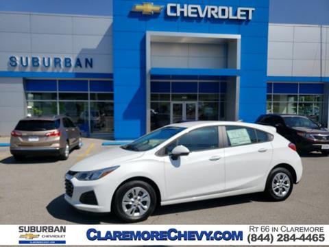 2019 Chevrolet Cruze for sale in Claremore, OK